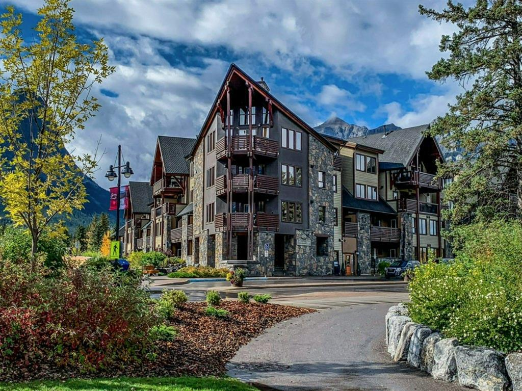 210,   379 Spring Creek Drive Canmore AB T1W 0G8