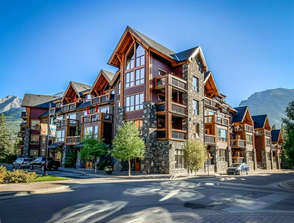 110,   600 Spring Creek  Drive Canmore AB T1W 0C8