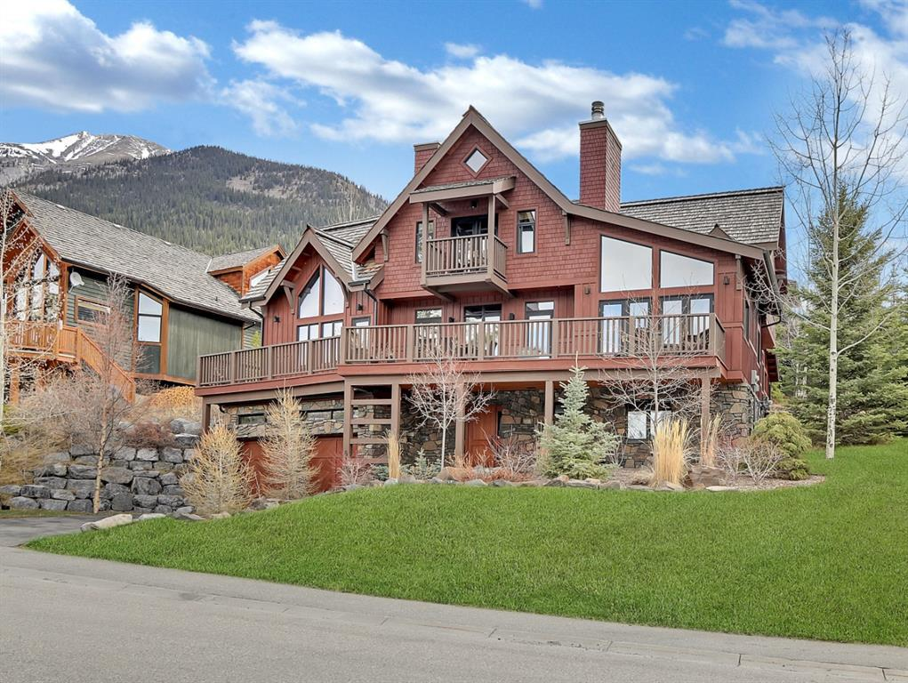 816 Silvertip Heights Canmore AB T1W 3K9