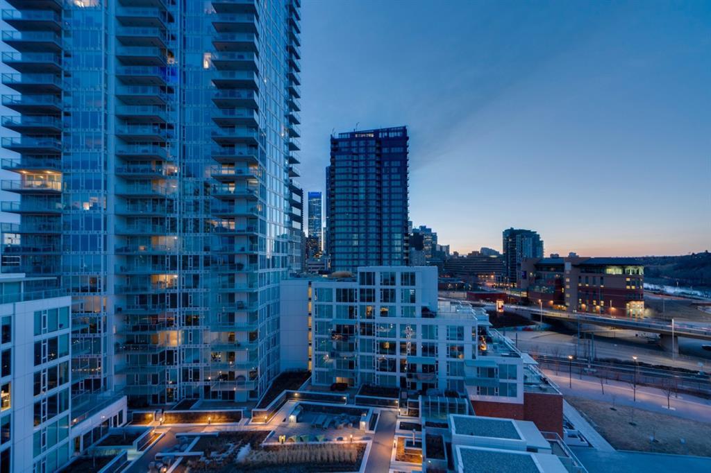 901,   519 Riverfront Avenue SE Calgary AB T2G 1K6
