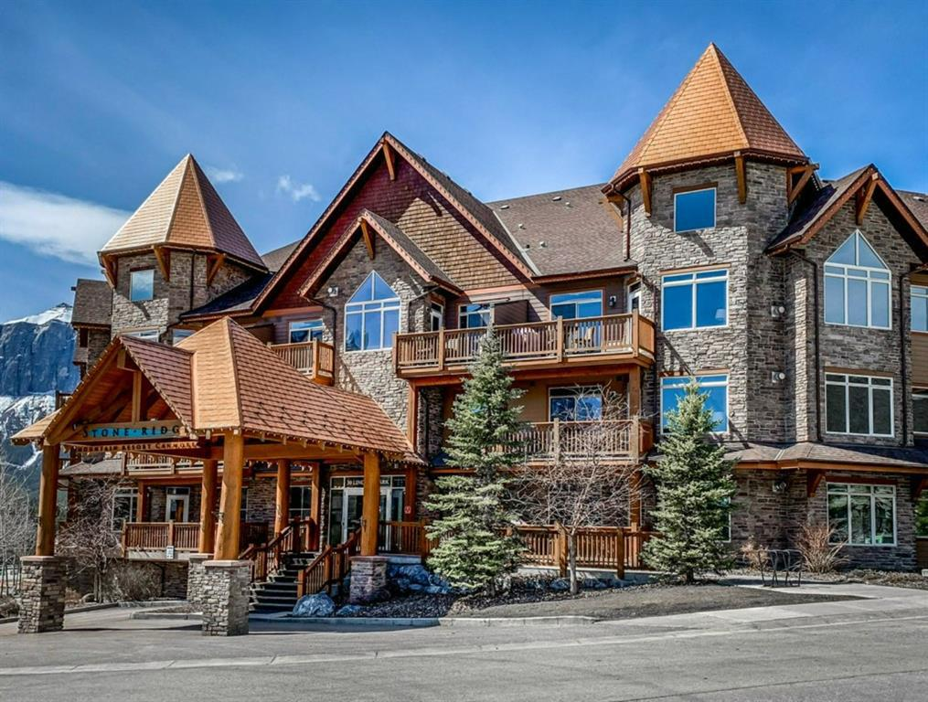 302,   30 Lincoln Park S Canmore AB T1W 3E9