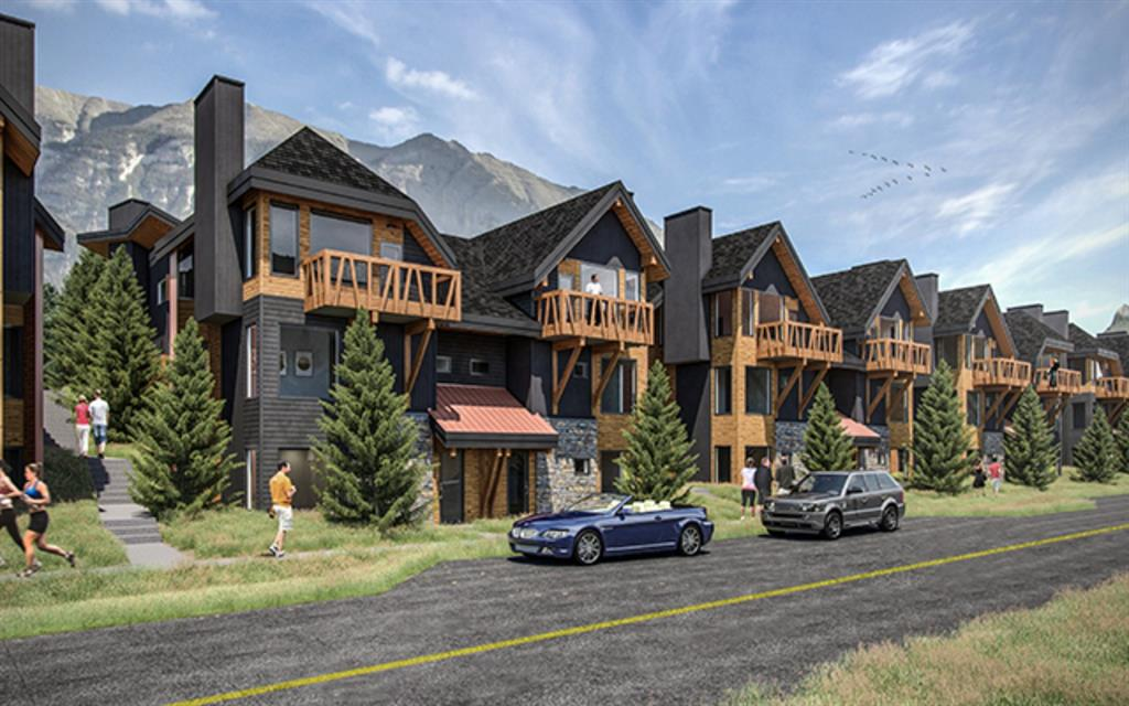 102A,   1200 Three Sisters  Parkway Canmore AB T1W 0L3