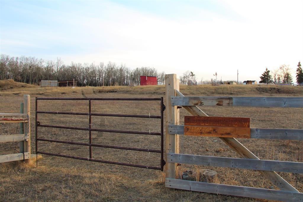 242165 Old Quarry Road W Rural Foothills County AB T0L 0X0
