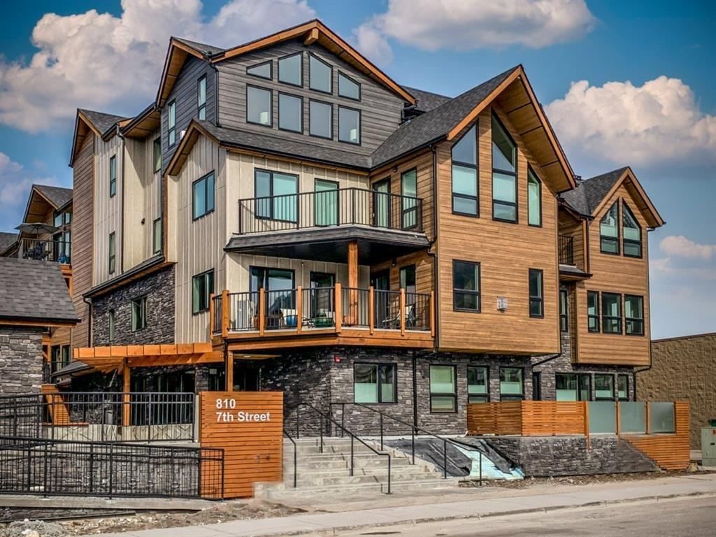207,   810 7th Street Canmore AB T1W 2C8