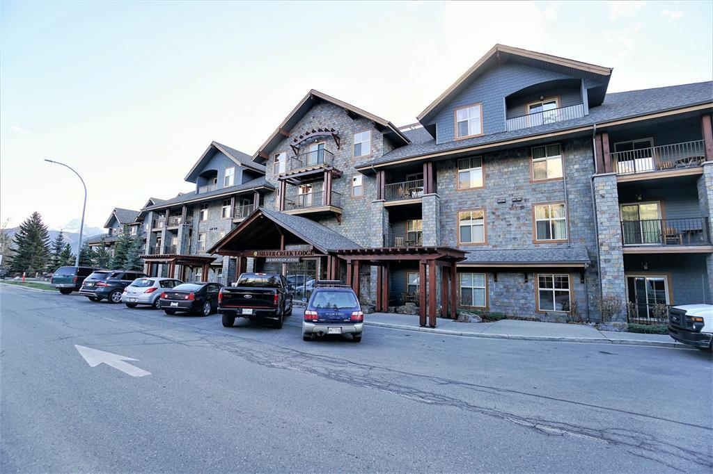 223A,   1818 Mountain  Avenue Canmore AB T1W 1L7