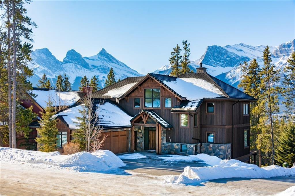 845 Silvertip Heights Canmore AB T1W 3K9