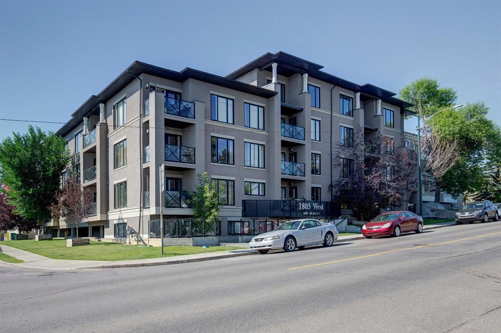 202,   1805 26 Avenue SW Calgary AB T2T 1E2