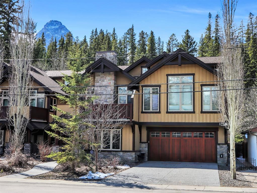 127A Rundle Crescent Canmore AB T1W 2L6