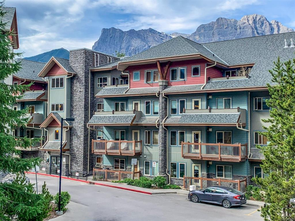321,   101 Montane Road Canmore AB T1W 0G2