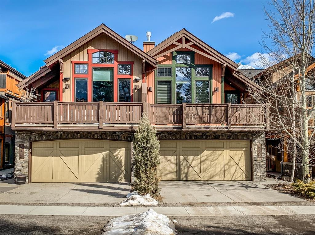 630 4th Street Canmore AB T1W 2H3