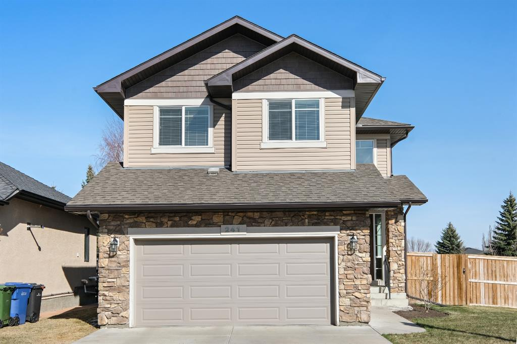 241 Crimson LANE Chestermere AB T1X 1S4