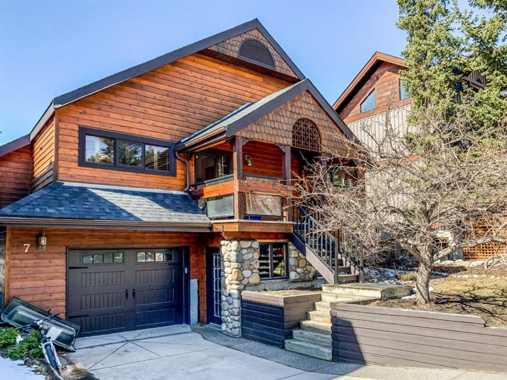 7 Canyon Road Canmore AB T1W 1G3