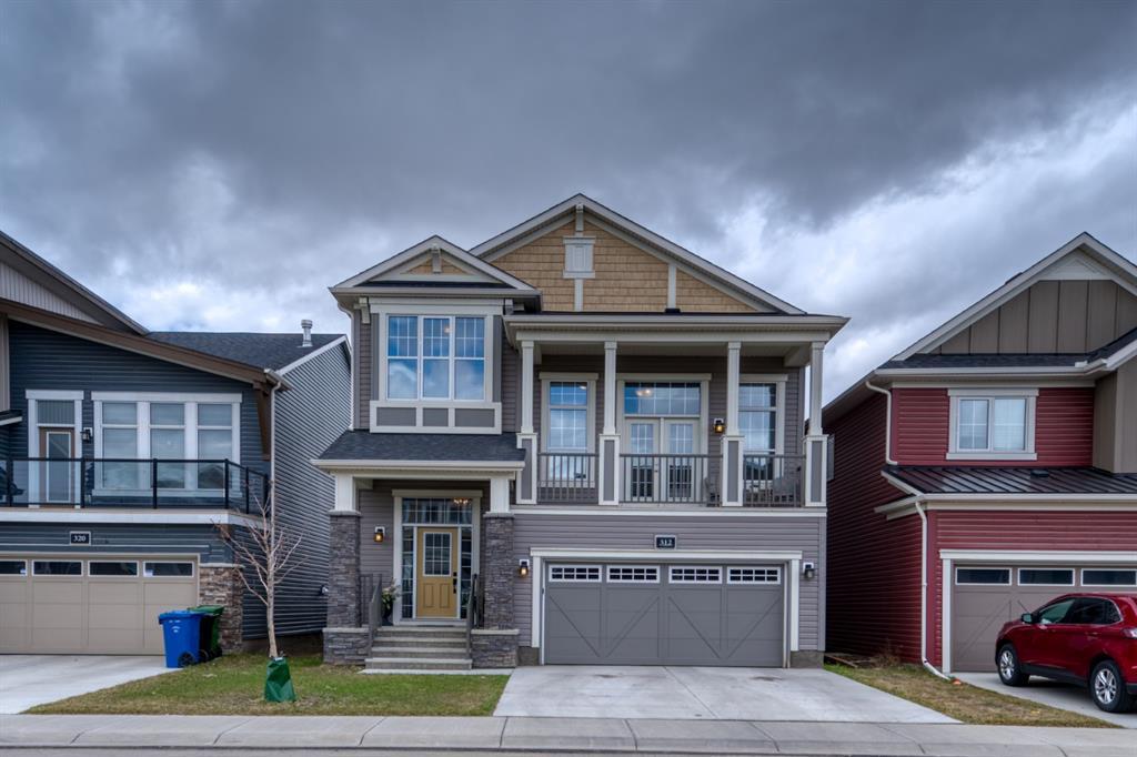 312 Carrington Circle NW Calgary AB T3P 0B1