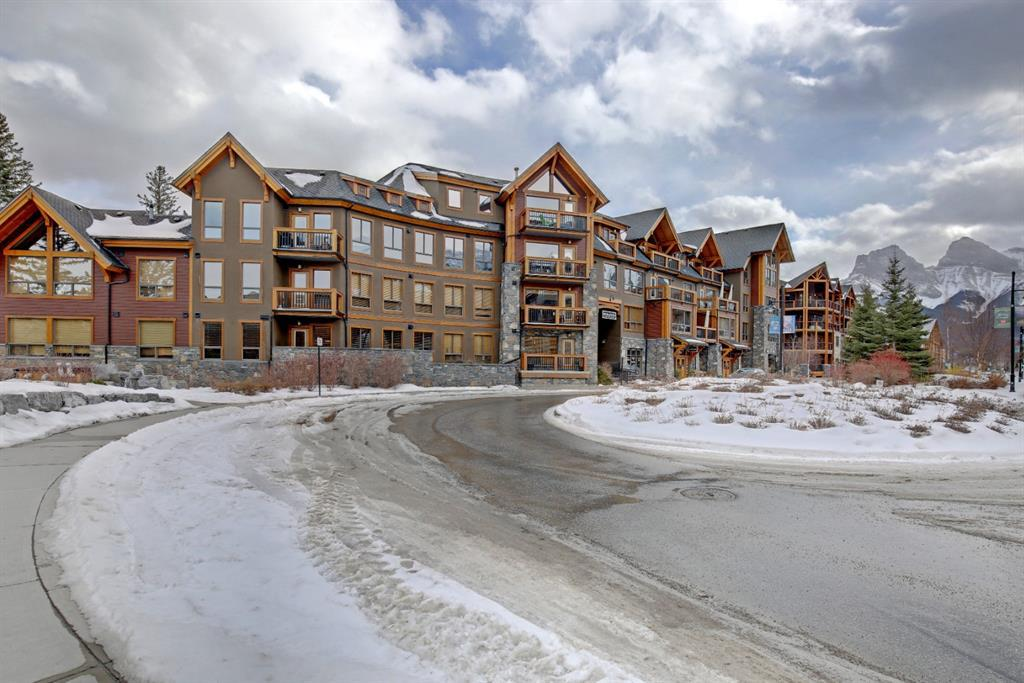 302,   600 Spring Creek Drive Canmore AB T1W 0C8