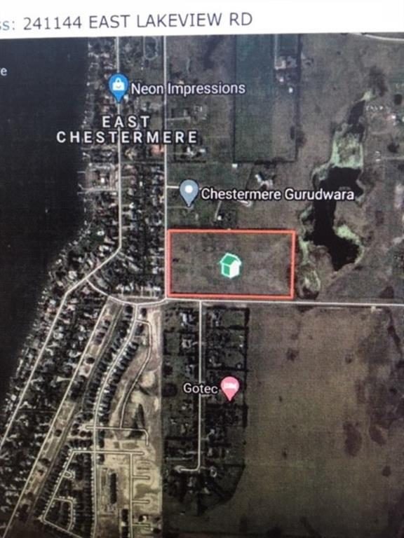 241144 EAST LAKEVIEW Road Chestermere AB T1X 0M6