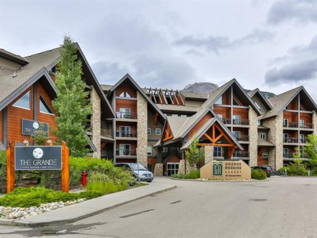216,   901 Mountain Street Canmore AB T1W 0C9