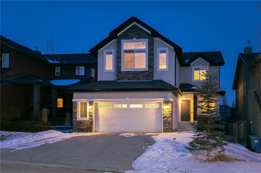 104 ASPEN STONE Road SW Calgary AB T3H 5Y7