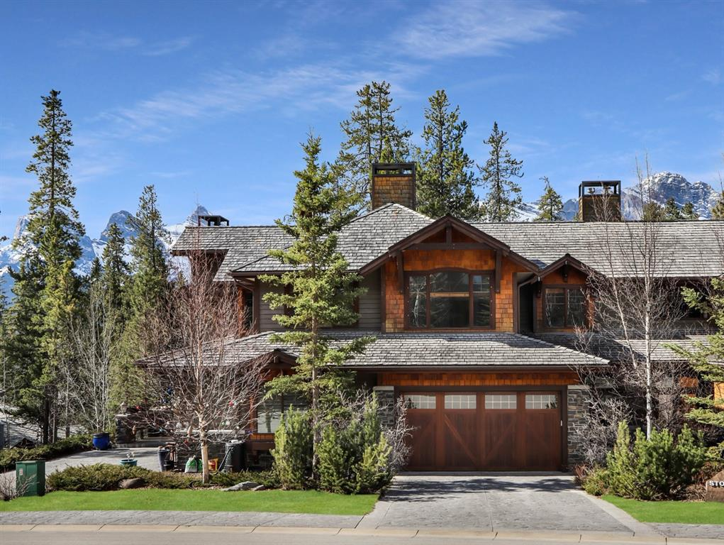 2,   141 Stonecreek Road Canmore AB T1W 3A6