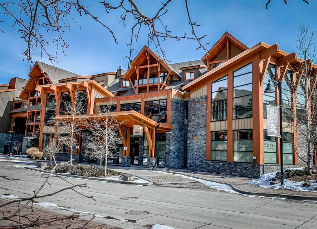 112,   173 Kananaskis Way Canmore AB T1W 0A3