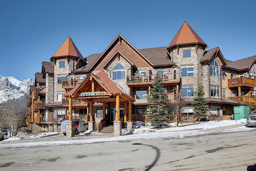 222,   30 Lincoln Park Canmore AB T1W 3E9