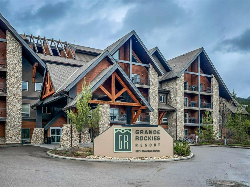 134,   901 mountain Street Canmore AB T1W 0C9