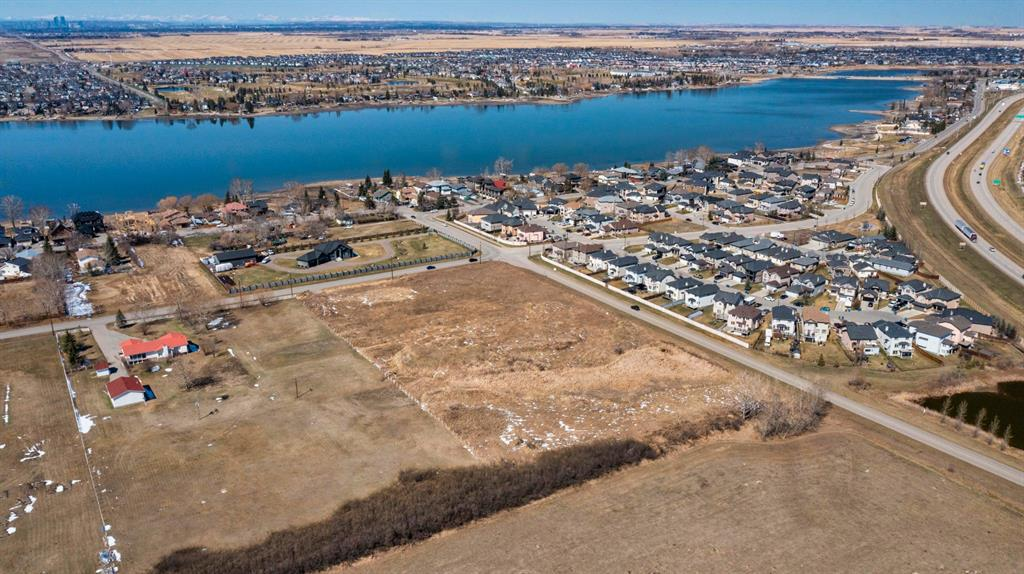 SE Corner Of East Lakeview Road and East Merganser Drive Chestermere AB T1X 1A8