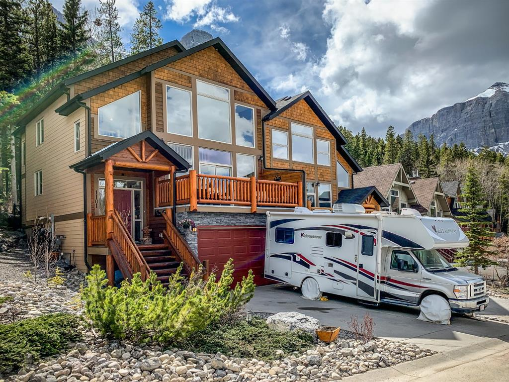 1101 Wilson Way Canmore AB T1W 3C5