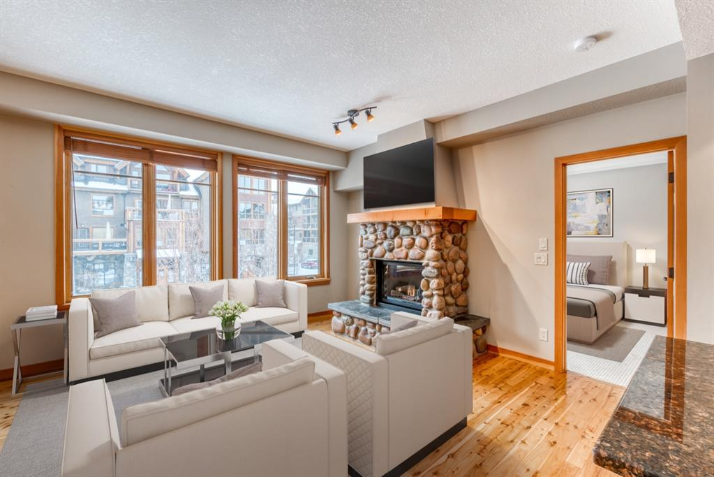 203,   505 Spring Creek  Drive Canmore AB T1W 0C5