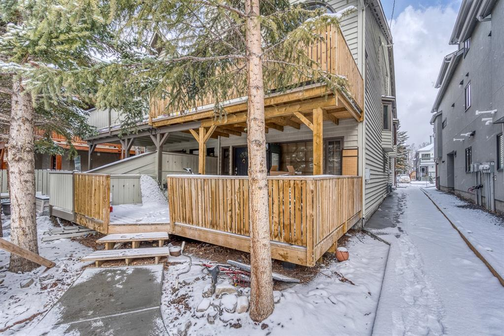 3,   809 5th Street Canmore AB T1W 2G1