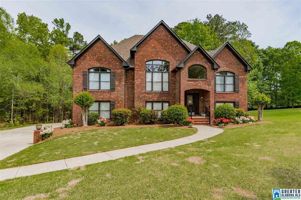 Photo of home for sale at 3547 Timberlake Dr, Helena AL