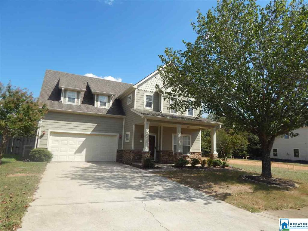 Photo of home for sale at 143 King Richards Way, Calera AL