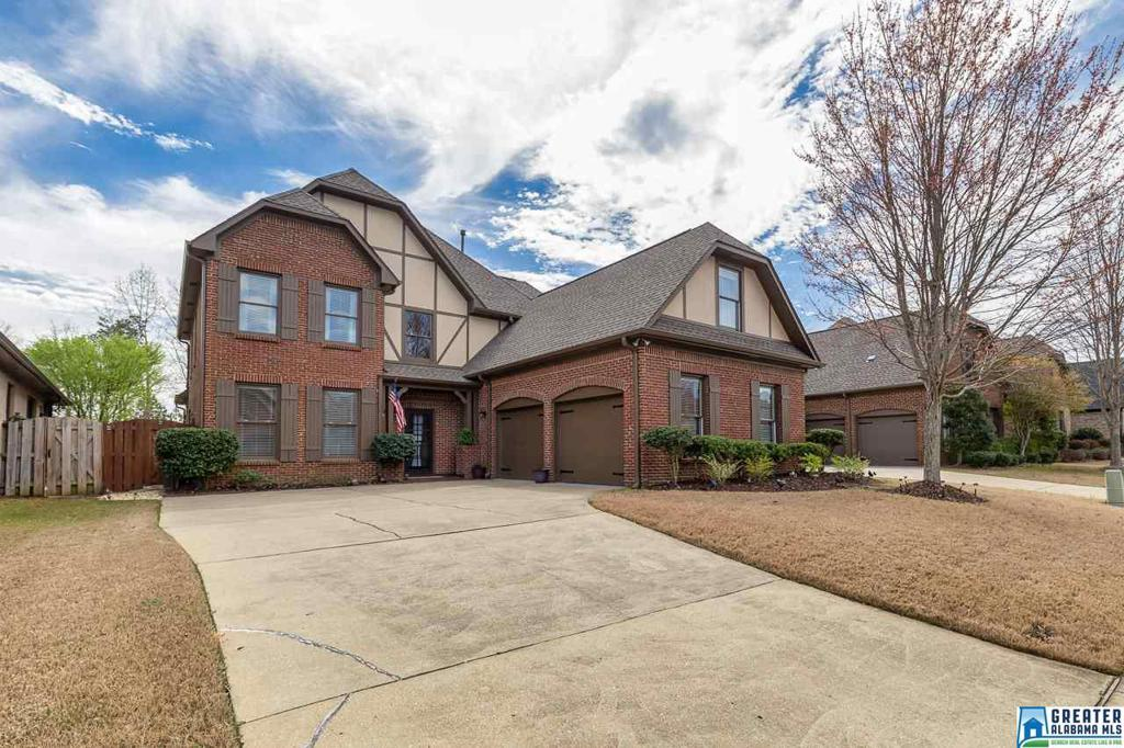 Photo of home for sale at 2360 Chalybe Trl, Hoover AL