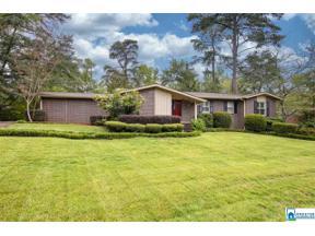 Property for sale at 308 N Burbank Dr, Hoover,  Alabama 35226