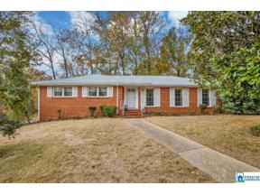 Property for sale at 600 Oneal Dr, Hoover,  Alabama 35226