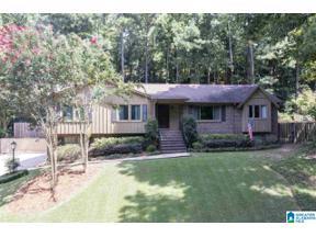 Property for sale at 1512 Blind Brook Lane, Vestavia Hills, Alabama 35216