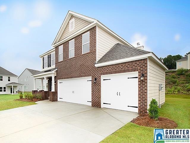 Photo of home for sale at 3684 Burlington Dr, Fultondale AL