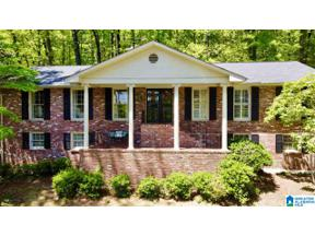 Property for sale at 1632 Moss Rock Road, Hoover, Alabama 35226