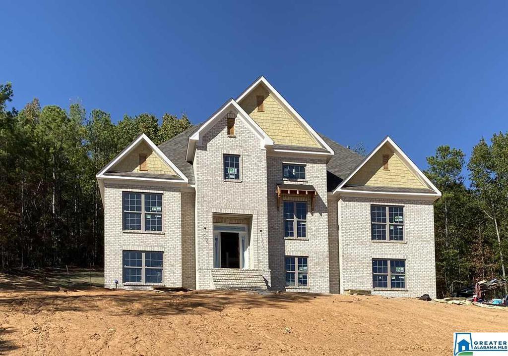 Photo of home for sale at 152 Bent Creek Dr, Pelham AL