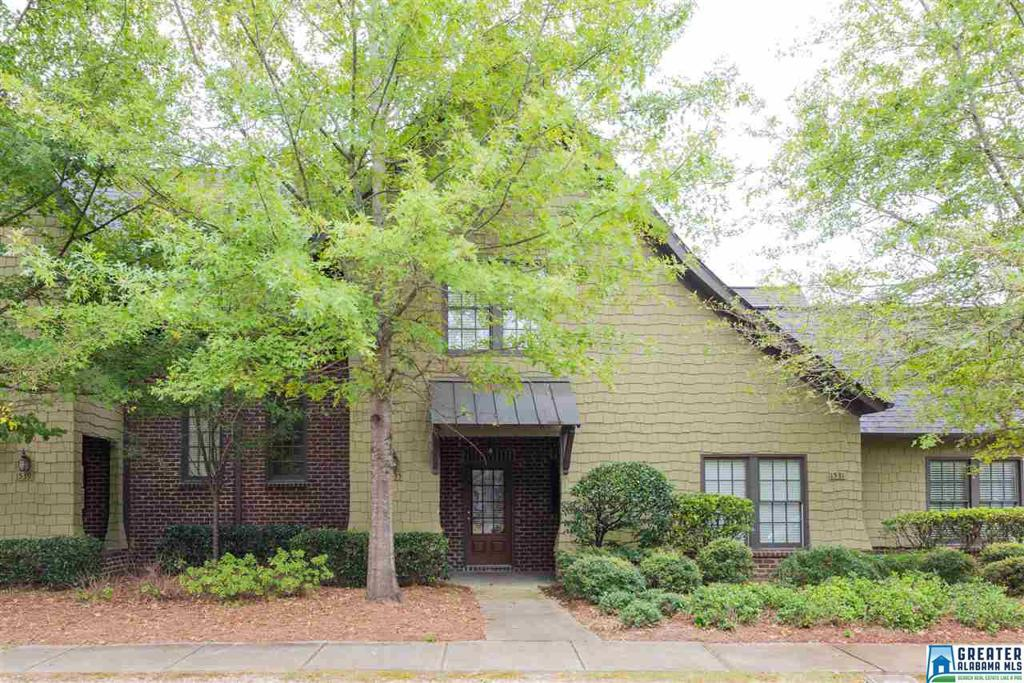 Photo of home for sale at 1535 Inverness Cove Ln, Hoover AL
