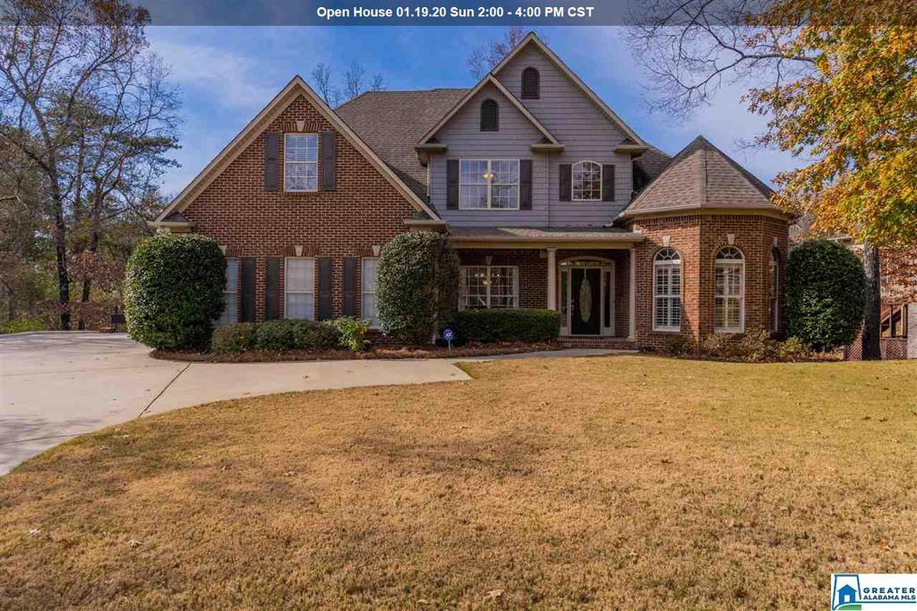 Photo of home for sale at 1505 Woodlands Pl, Hoover AL