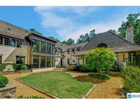 Property for sale at 383 Bent Tree Acres, Indian Springs Village,  Alabama 35242