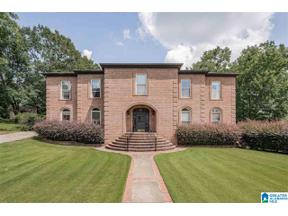 Property for sale at 2308 Misty Ridge Circle, Hoover, Alabama 35226