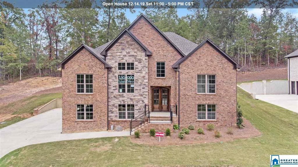 Photo of home for sale at 162 Flagstone Dr, Chelsea AL