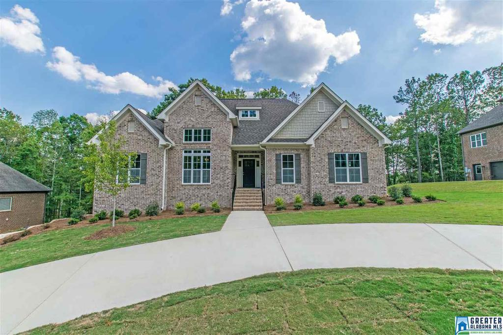 Photo of home for sale at 147 Bent Creek Dr, Pelham AL