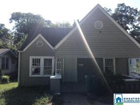 Property for sale at 1166 Birmingham St, Tarrant,  Alabama 35217