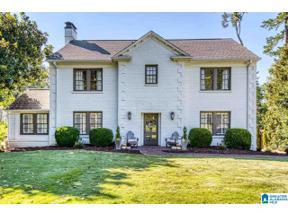 Property for sale at 2940 Canterbury Road, Mountain Brook, Alabama 35223