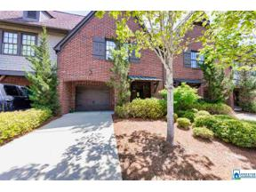 Property for sale at 1077 Inverness Cove Way, Hoover,  Alabama 35242