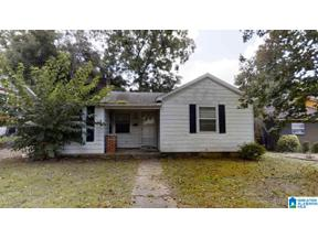 Property for sale at 1373 Prosch Avenue, Tarrant, Alabama 35217