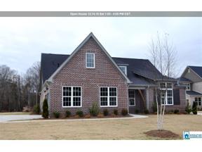 Property for sale at 629 Riverwoods Landing, Helena,  Alabama 35080