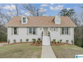 Property for sale at 1153 Mountain Oaks Ln, Hoover,  Alabama 35226